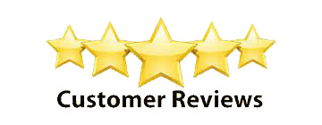 five star facebook reviews graphic